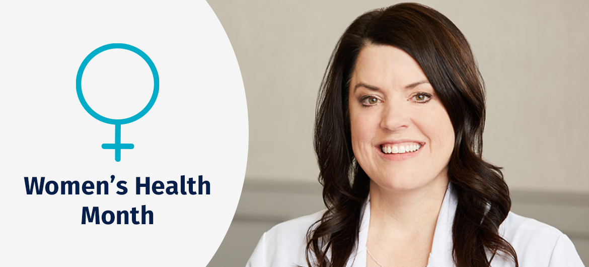 Women's Health Month: OB/GYN Dr. Cynthia English Shares How Non-Opioid Options Can Provide Better Recovery After Surgery
